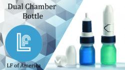 Dual Chamber Bottle