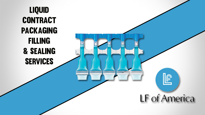 Liquid Contract Packaging, Filling & Sealing Services
