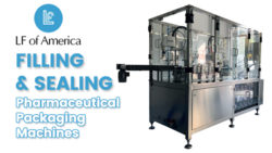 Filling & Sealing Pharmaceutical Packaging Machines