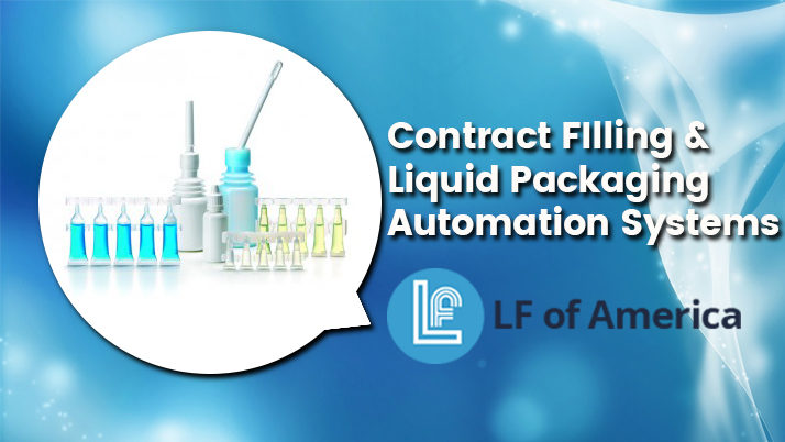 Contract Filling & Liquid Packaging Automation Systems