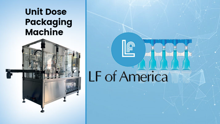 The Most Efficient Unit Dose Packaging Machine Available