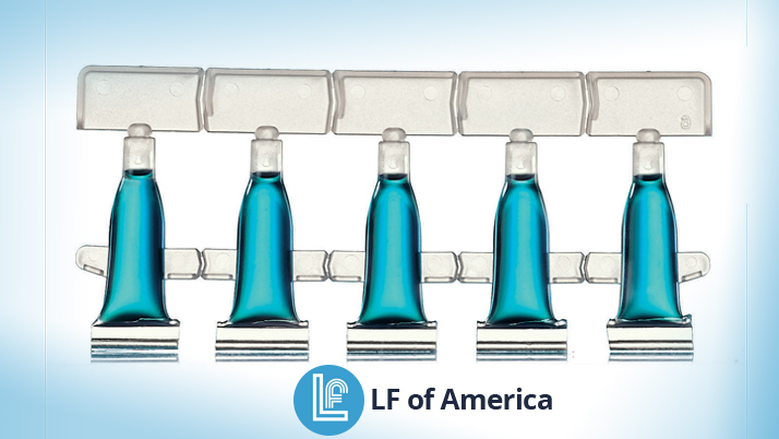Plastic Vials for Injectables with Luer Lock Fittings | LF